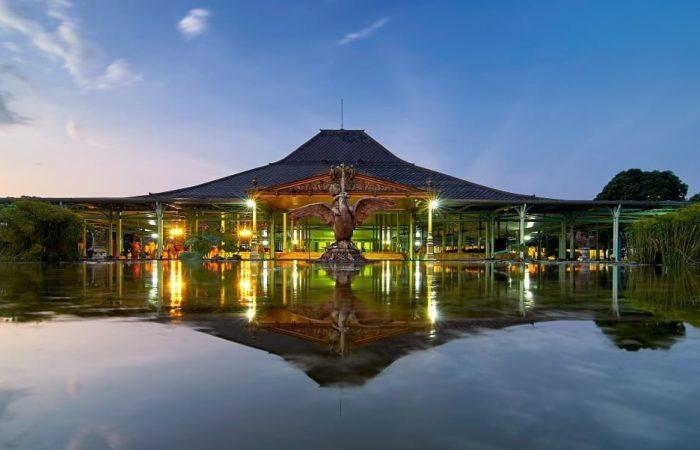 Mangkunegaran Palace in Solo