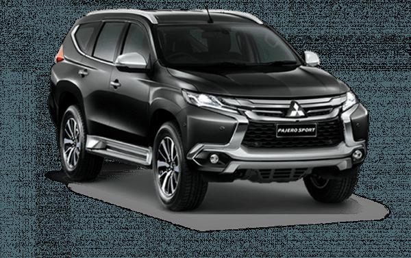 Rental car Mitsubishi New Pajero di Yogyakarta