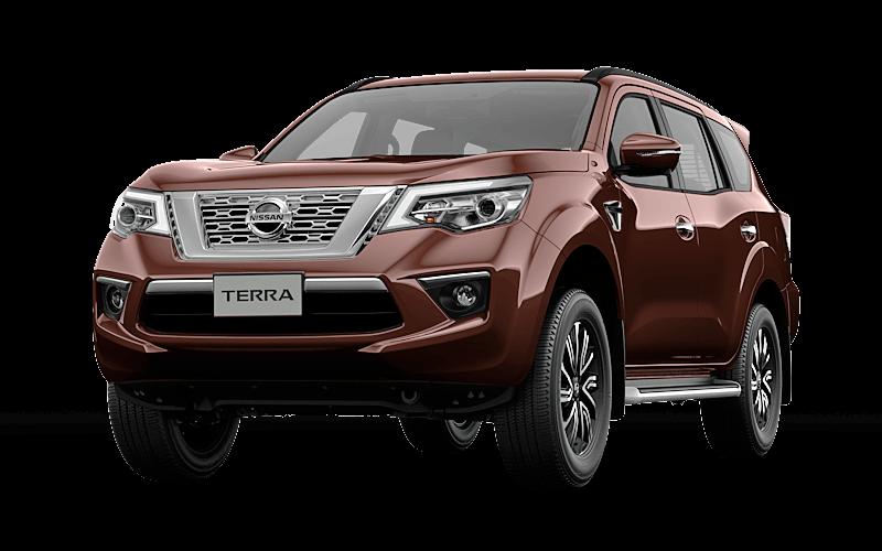 Rental Car Nissan Terra in Yogyakarta