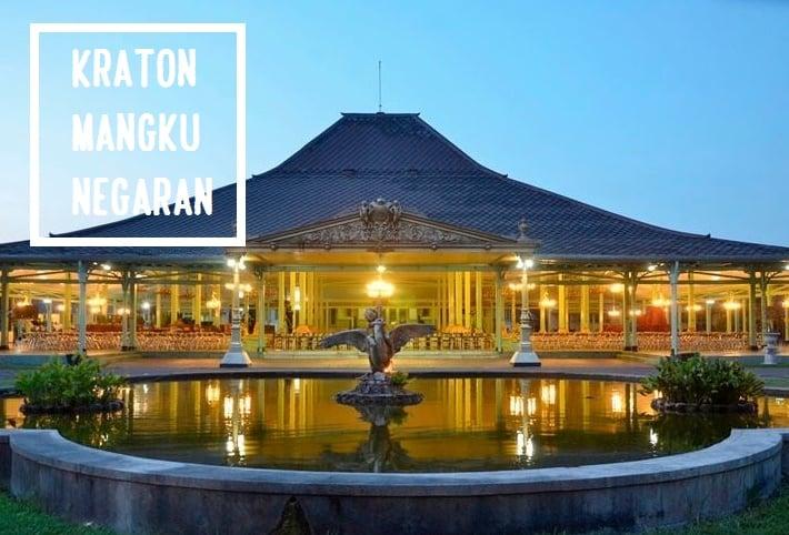 Solo Tour di Kraton Mangkunegaran
