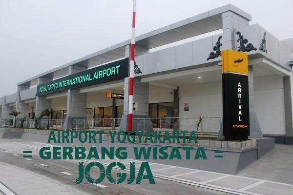 Airport Yogyakarta Gerbang Wisata di Jogja