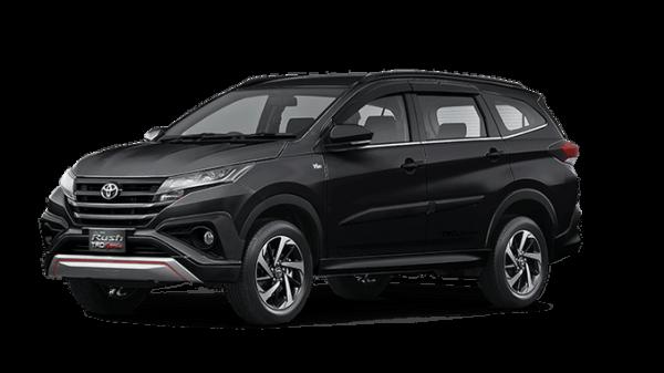 Rental car Toyota Rush in Yogyakarta