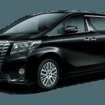 Rental Car Toyota Alphard in Yogyakarta