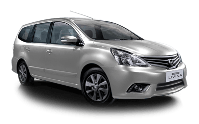 Rental Car Nissan Grand Livina in Yogyakarta