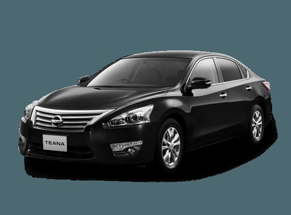 Rental Car Nissan Teana in Yogyakarta